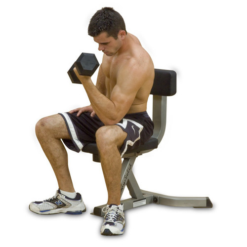 Body Solid Tricep Utility Bench