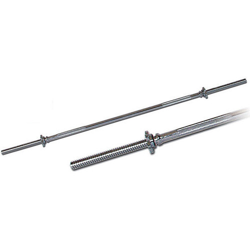 York 5 ft. Standard Threaded Weight Bar