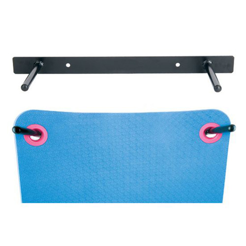 Aeromat Wall Mounted Hanging Exercise Mat Rack