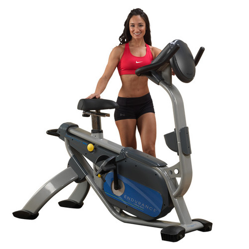 Body Solid Upright Bike | #B5U