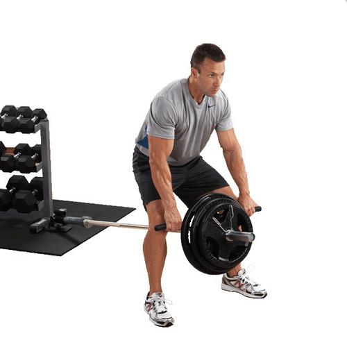Body Solid T-Bar Row Attachment