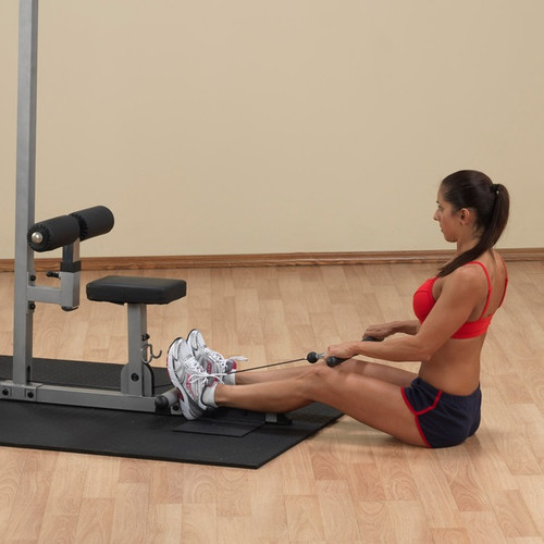 Seated Row Exercise - Machine - Lat - Body Solid
