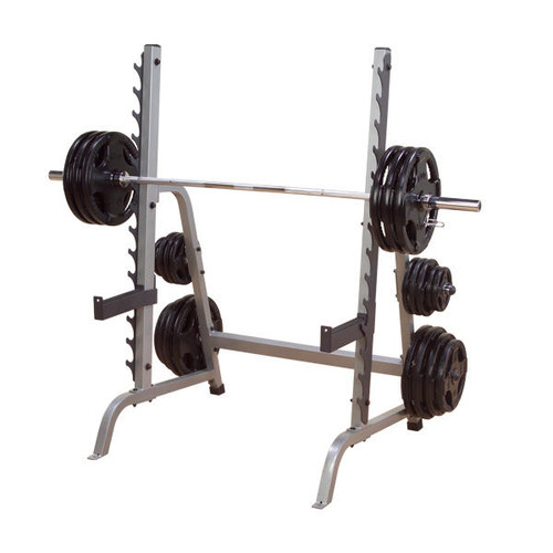 Body Solid (GPR370) Multi-Press Rack