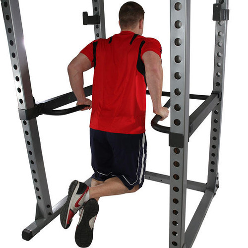 Body Solid Weight Lifting Cage Dip Handles