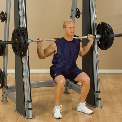 Smith Machine - Counterbalanced - Body Solid