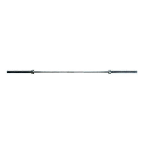 York 32011 Stainless Steel Olympic Bar