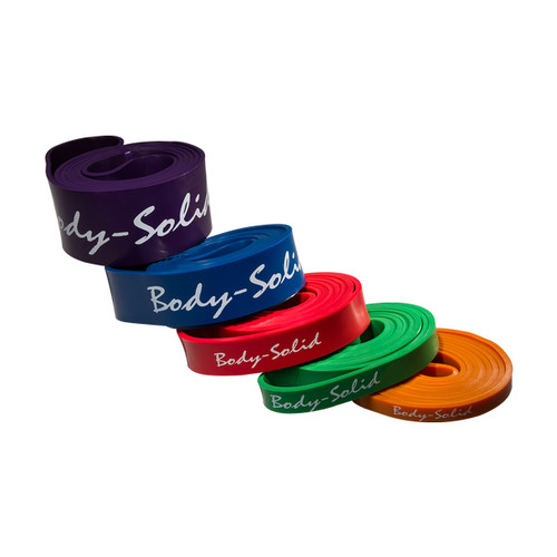 Body Solid Strength Rubber Bands