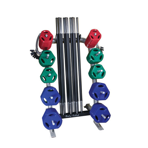 Body Solid Cardio Barbell Set