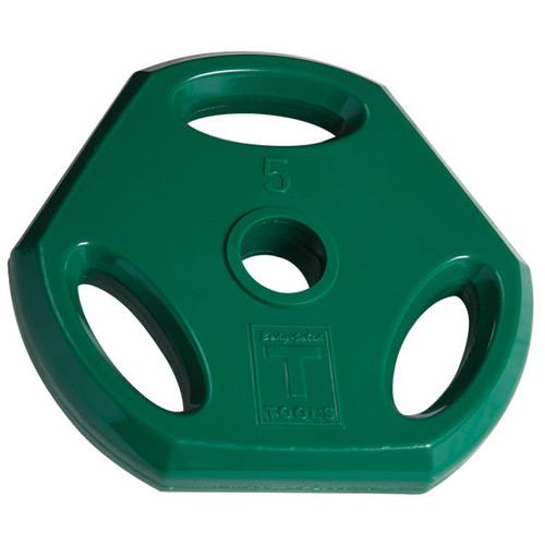 5 lb. Colored Grip Plate