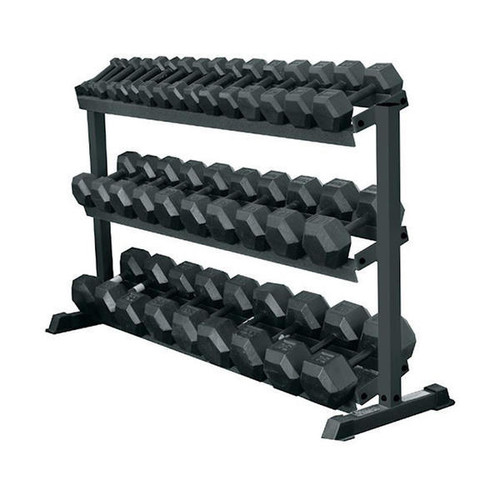 69127 - Rack - Dumbbell - Pro-Hex - York Barbell