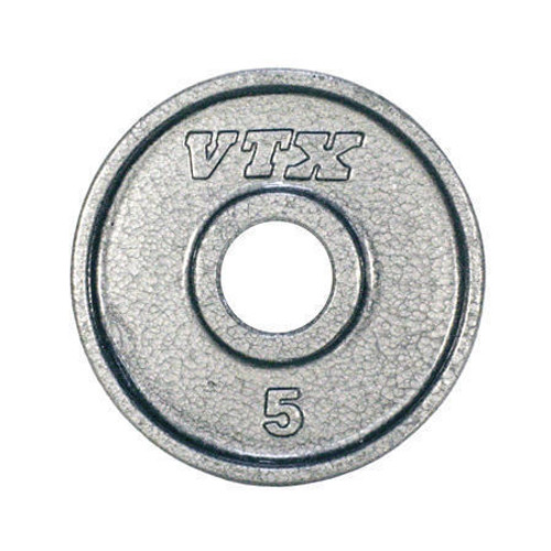 Troy VTX 5 lb. Olympic Weight Plate