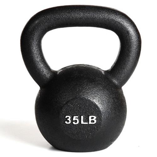 York 35 lb. Kettlebell