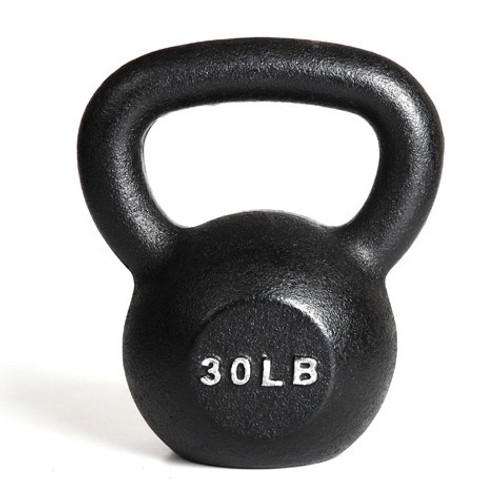 York 30 lb. Kettleball Weight