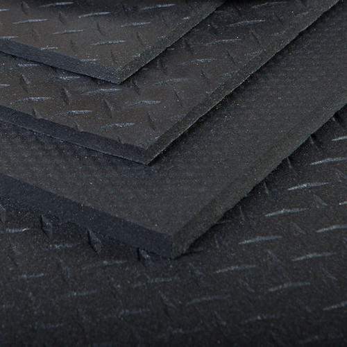 Supermats Rubber Workout Room Mats
