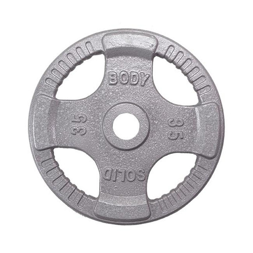 35 lb. Body Solid OPT Olympic Grip Plate