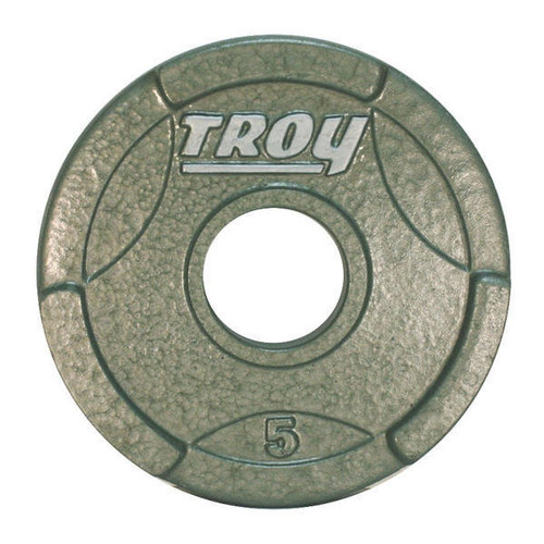 5 lb. Troy Barbell Olympic Plate