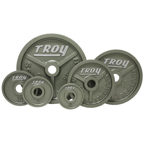 Troy Barbell HO Olympic Plates