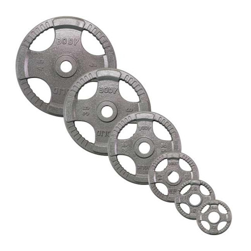 Body Solid Olympic Grip Plates