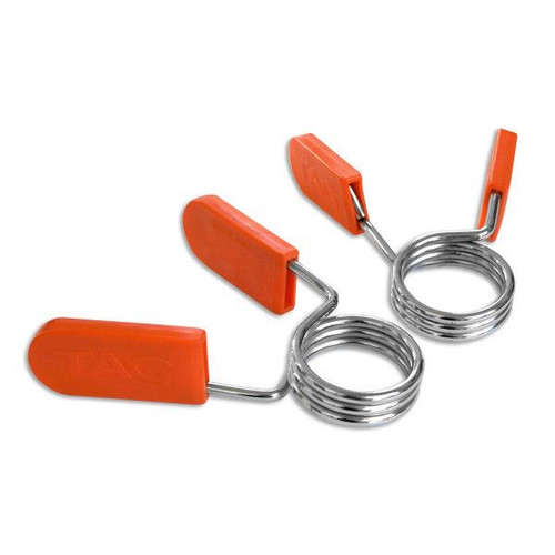 """TAG (ACC-OSC) 2"""" Olympic Spring Clip Weight Collars"""
