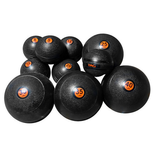 TAG Fitness Commercial Slam Medicine Balls