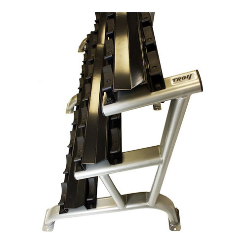 Troy 3-Tier Dumbbell Rack with Saddles
