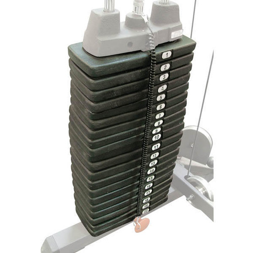 Body Solid Weight Stack - 200 lbs.