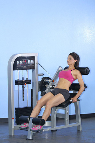 MuscleD MDD-1005 Ab/Back Machine