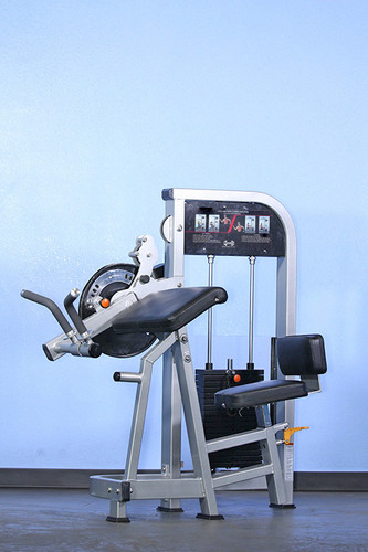 MuscleD Commercial Bicep/Tricep Machine