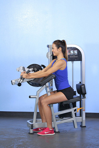 MuscleD Arm Workout Machine