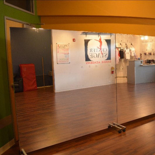 Lightweight Ballet Studio Mirrors