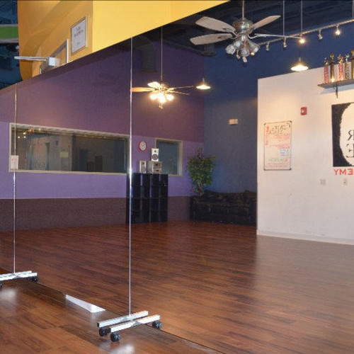 Glassless Dance Studio Mirrors