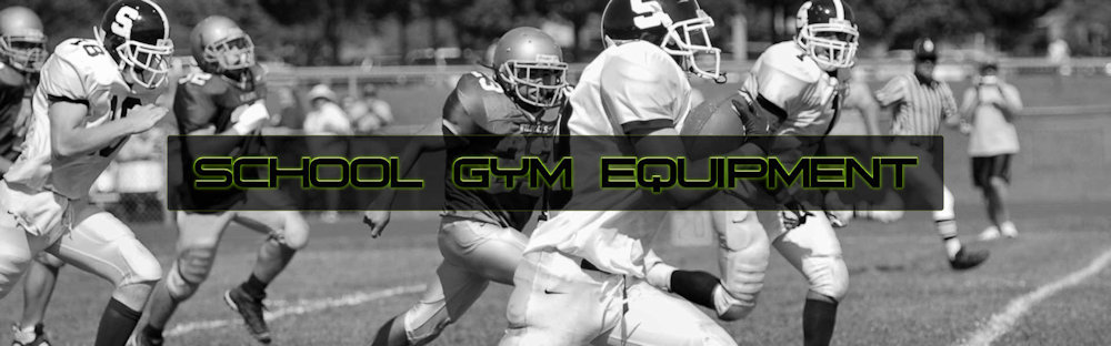 College and High School Weight Equipment