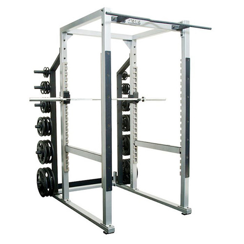 Sts commercial power rack york gtech fitness