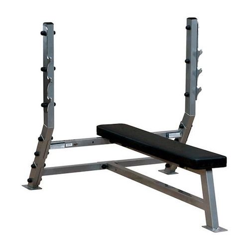 Sfb349g Flat Olympic Bench Press Body Solid Gtech Fitness