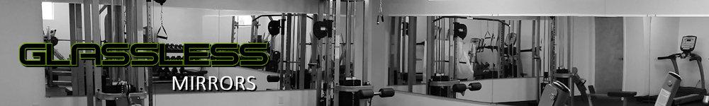 Glassless Gym Mirrors & Dance Mirrors