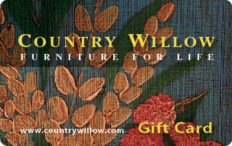 Country Willow gift cards