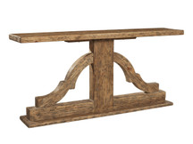 Fairview Bracket Console Table