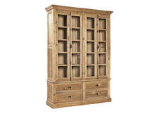 Fairview Antique Pine Bookcase
