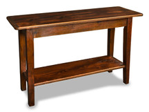 Silverlake Sofa Table with Straight Legs