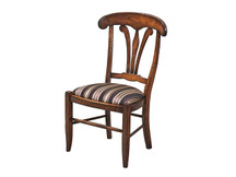 Manchester Manor House Dining Side Chair - Fabric Seat