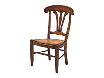Manchester Manor House Dining Side Chair - Wood Seat