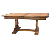 Manchester English Trestle Dining Table