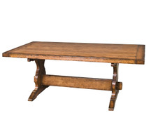 Manchester French Trestle Dining Table