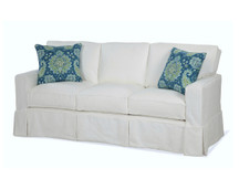 Claridge 3-Seat Slipcovered Sofa