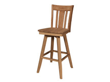 Ridgewood San Remo Swivel Bar Stool