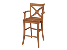 Ridgewood Vineyard Bar Stool with Arms