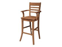 Ridgewood Roma Bar Stool with Arms