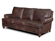 Bradington Young Carrado Leather Sofa
