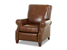 Michael Phillips Adams Leather Recliner