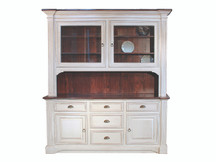Claremont Elegance Sideboard with Hutch